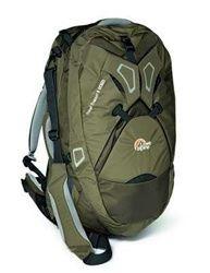 Lowe Alpine travel trekker II women's travel backpack