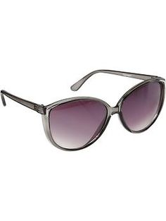Women's Rounded Oversized Sunglasses | Old Navy