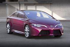 TOYOTA Advanced Plug-In Hybrid Concept Vehicle — 2012 North American International Auto Show Toyota Prius, 2015 Toyota Camry, Toyota Cars, Toyota Corolla, Buick, Supercars, Cadillac, Jaguar, Volkswagen