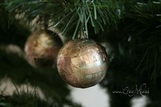 steampunk christmas decoration