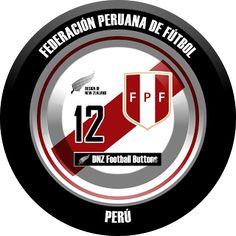 DNZ Football Buttons: Seleção do Peru