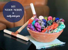 Make Your Own Niddy Noddy