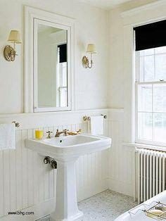 Instalación de baño