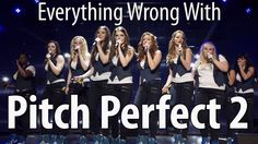 Pitch Perfect is an enjoyable acapella comedy. Pitch Perfect 2 is a sloppy-ass cash-in of a sequel that somehow beat Mad Max: Fury Road at the box office ope. Pitch Perfect Movie, Screen Junkies, Opening Weekend, Male Makeup, St Style, Release Date, Movie Trailers, Good Movies, Everything