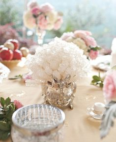 Persian Wedding Ceremony Table Details