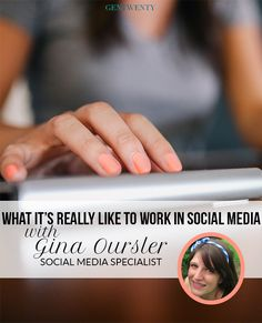 Gina Oursler, IKEA's Social Media Specialist, shares what it is really like to work in social media by sharing what her day is like and dispelling myths.