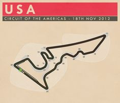 Circuit of the Americas, USA - #SMDriver #F1