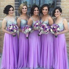 Sequin Dress 1 PCS Women Wedding Bridesmaid Long Evening Formal Party Ball Prom Gown | Wish Lilac Bridesmaid Gowns, Sparkly Bridesmaids, Wedding Bridesmaid Dresses, Prom Dresses, Dress Wedding, Dress Prom, Long Dresses, Formal Dresses, Beaded Dresses