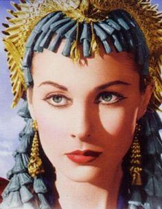 Vivien Leigh as Cleopatra                                                                                                                                                                                 More