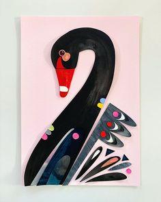Swan Painting, Online Art Classes, Cromer, Bird Artwork, Australian Birds, Paint And Sip, Phoenix Bird, Sketchbook Inspiration, Art For Art Sake