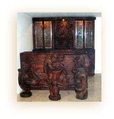 Bar & bar stools!!