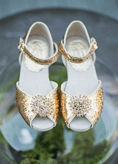 Joyfolie - Rayme Shoes in Gold