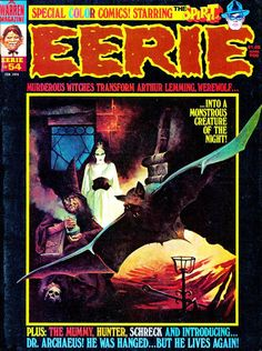 eeries magazine cover - ค้นหาด้วย Google