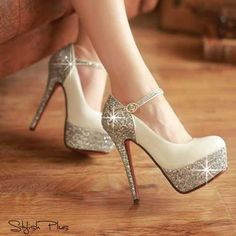 #sparkly #shoes
