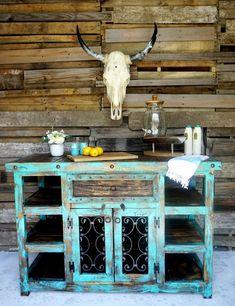 Inigo Rustic Island - Sofia's Rustic Furniture #rusticfurniture