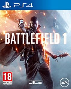 Battlefield 1 for PS4.