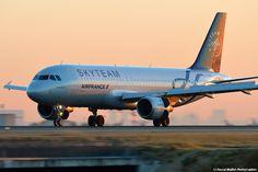 A320 Air France (FRANCE) @ CDG.