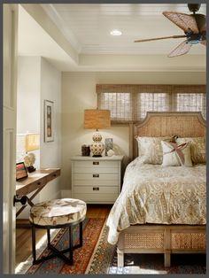 perfect coastal bedroom!