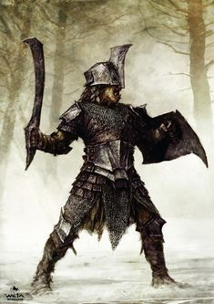 ArtStation - The Hobbit - The Battle of Five. Fantasy Races, Fantasy Armor, Medieval Fantasy, Dark Fantasy, Fantasy Inspiration, Character Inspiration, Character Art, Character Design, Tolkien