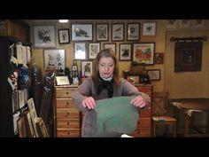 Секреты перевода рисунка на мебель Часть 1 - YouTube