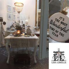 Einen Touch Weihnachtsstimmung im Haus. Sanfte Naturfarben, Äste, Kerzenschein... Lasst eure Seele baumeln ⭐ und make life lovely, Annalisa #lisalibelle #Weihnachten #deko #christmas #vintage #naturfarben #interior