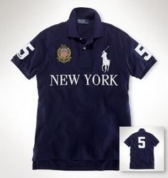 Ralph Lauren New York NO.5 Polo Shirt Navy Blue http://www.hxzyedu.cn/?blog=ralph+lauren+polo+outlet
