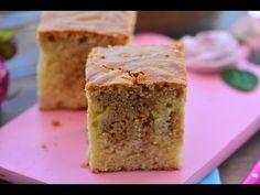 YouTube tahinli sünger kek