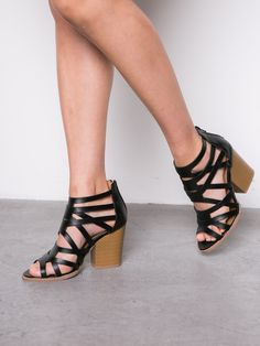 Barnes Strappy Sandal from Irene