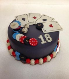 Póquer Cake