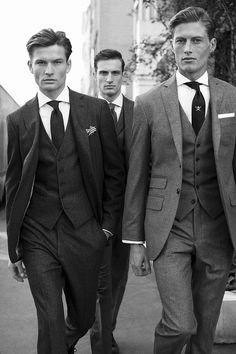 gentlemanuniverse:Gentleman style