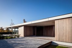 Villa Benc by CAAN Architects