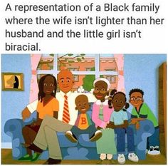 Little Bill.I love this show. And yes it shows that not all black families are one parent house holds. My Black Is Beautiful, Black Love, Black Girl Magic, Black Girls, Percy Jackson, By Any Means Necessary, Black Families, Black Pride, Faith In Humanity
