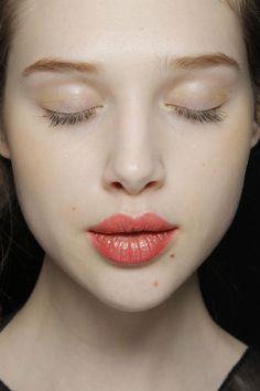 Sonia Rykiel Fall 2011. http://votetrends.com/polls/369/share #makeup #beauty #runway #backstage