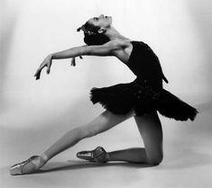 Julie Kent. Also, the article is quite inspiring, as ballet tends to be a very brief career. Glad that she's still going!
