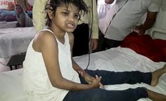 'Mowgli' Girl found LIVING with monkeys can't walk and talk like humans