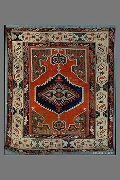 Carpet Date: 19th century Geography: Turkey, Konya Culture: Islamic Medium: Wool