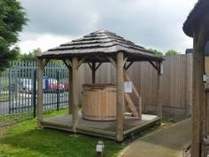 Ex-Display Baka Thatched Gazebo x