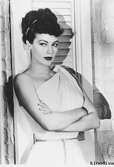 "Ava Gardner in ""One Touch of Venus"",  1948."