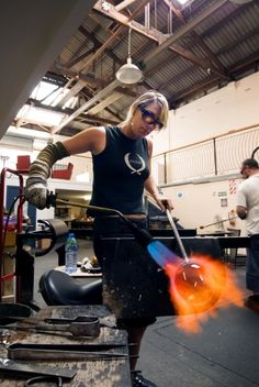 Artists Open Studios Whanganui | Whanganui, New Zealand. Chronicle Glass Studio
