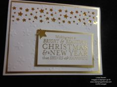 Confetti Star Punch_In and Out Embossing