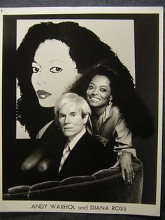 Artists' Books and Multiples: Diana Ross' Silk Electric, by Andy Warhol