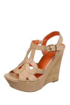 Pacifica Wedge Sandal
