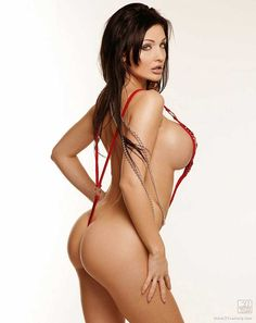 50 Photos That Prove Russian Beauty Aletta Ocean Has The Best Curves On Planet Earth