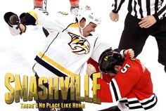 Smashville: There's No Place Like Home  #mysmashville #preds Nashville Predators