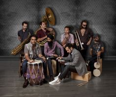 Red Baraat (Funk Party: Brazil to Bollyfunk on March 2, 2013)