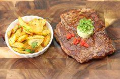Steaks, Steak Braten, Food Blogs, Hummus, Beef, Ethnic Recipes, Grill, Internet, Apple