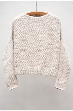 Knit Dreams from MitiMota Knitwear Fashion, How To Purl Knit, Vintage Denim, Sweater Weather, Boat Neck, Pretty Outfits, Hand Knitting, Pullover, Fashion Outfits