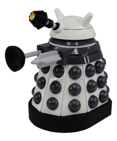 Look at this Supreme Paradigm Dalek Figurine on #zulily today!