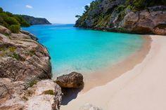 Cala Macarelleta, Menorca, Islas Baleares