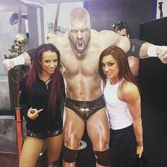 "Sasha ""Triple H"" Becky Dick27Ambrose"